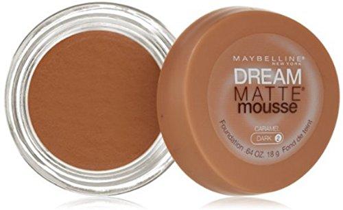 Maybelline - Dream Matte Mousse Foundation