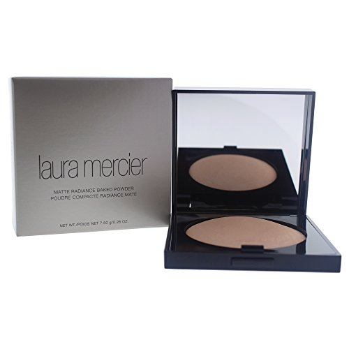Laura Mercier - Laura Mercier Matte Radiance Baked Powder Highlight, No. 01 Golden Nude, 0.26 Ounce
