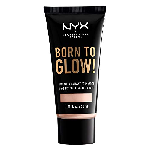 NYX NYX PROFESSIONAL MAKEUP Born To Glow Naturally Radiant Foundation