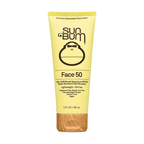 Sun Bum - Original SPF 50 Sunscreen Face Lotion