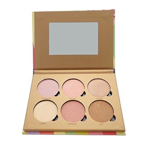 Okalan - OKALAN Glowing Palette Shimmers Kit A