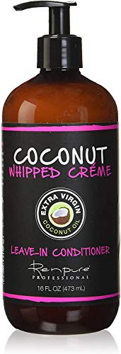 Renpure - Renpure Coconut Whipped Creme Leave-In Conditioner, 16 oz