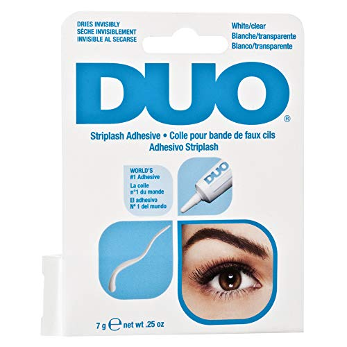 DUO - Strip Lash Adhesive White/Clear