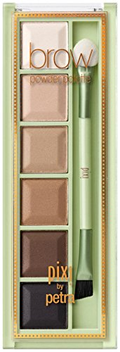 Pixi - Brow Powder Palette, Shades of Brows