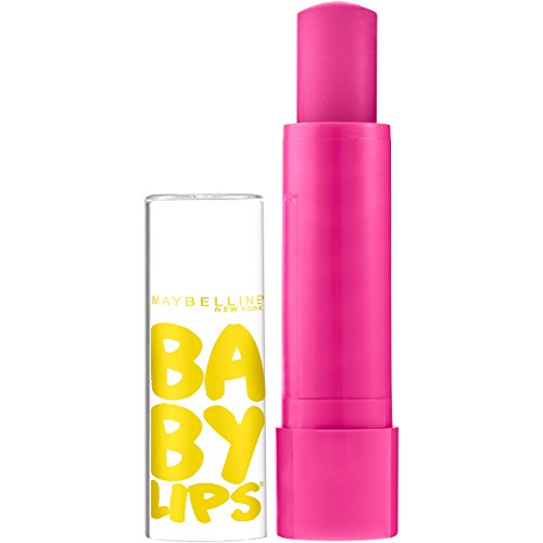 Maybelline - Baby Lips Moisturizing Lip Balm, Pink Punch
