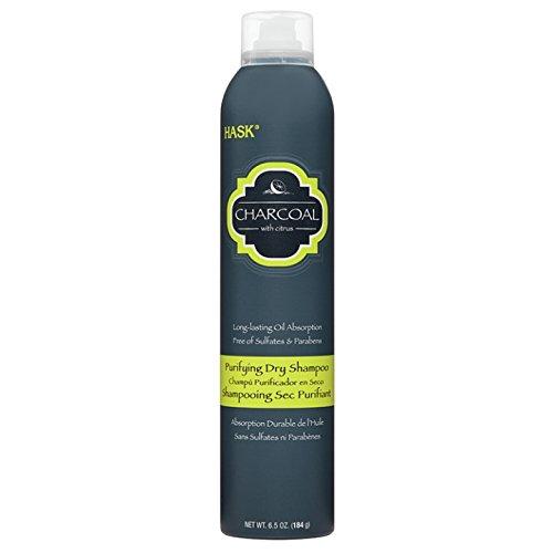 Hask - Shampoo Dry Charcoal, Citrus