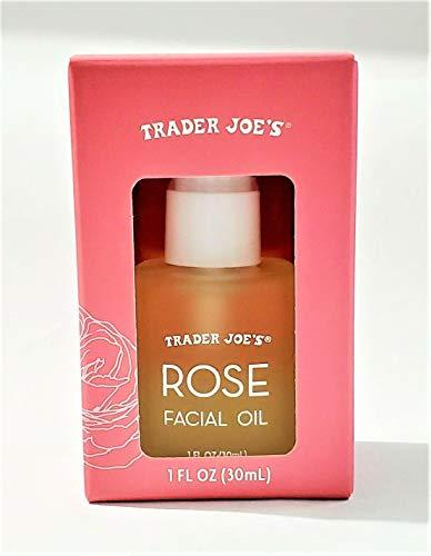 Trader Joe'S - Rose Facial Oil with Moisturizing Rose Hip Botanicals