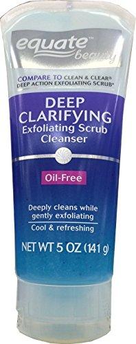 Equate Beauty. - Equate Beauty Deep Clarifying Exfoliating Scrub, 5 Oz