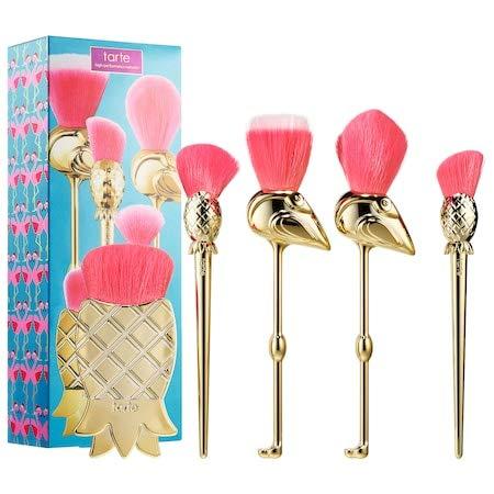 Tarte - Let's Flamingle Brush Set