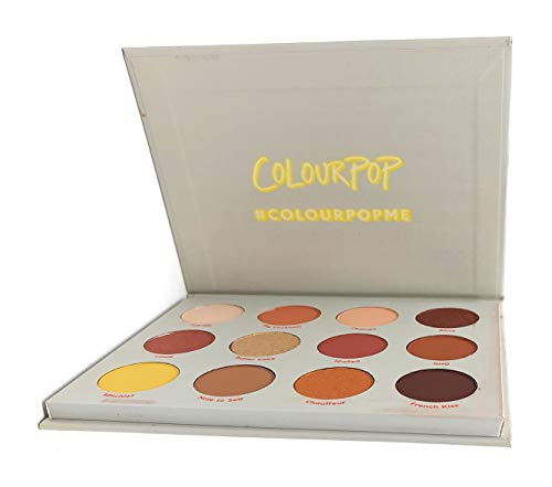 ColourPop - Come and Get it! Pressed Powder Shadow Palette