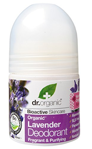 Dr Organic - Dr Organic Lavender Deodorant