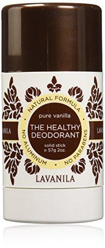 Lavanila - The Healthy Deodorant, Pure Vanilla