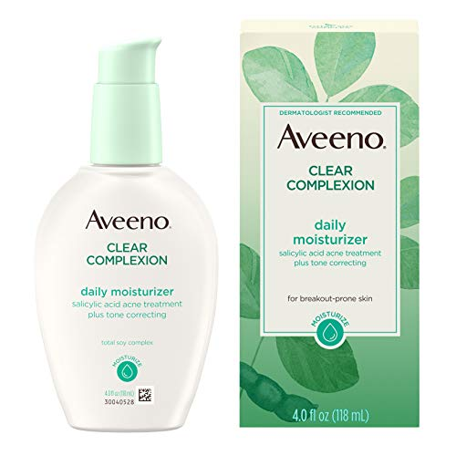 Aveeno - Aveeno Active Naturals Clear Complexion Oil-Free Daily Moisturizer