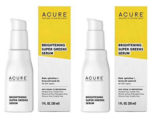 Acure Organics - Brightening Super Greens Serum