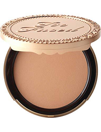 Toofaced - Too Faced Milk Chocolate Soleil Bronzing Powder Light Medium Matte Bronzer .35 Ounce