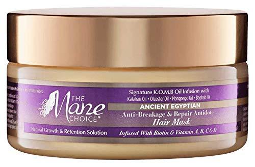 The mane choice - Ancient Egyptian Anti-Breakage & Repair Antidote Hair Mask