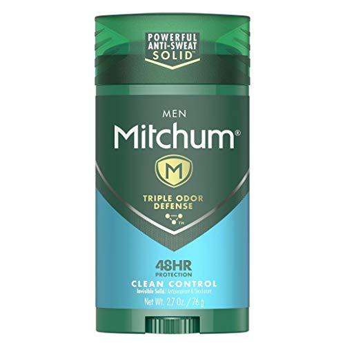 Mitchum - Advanced Control, Clean