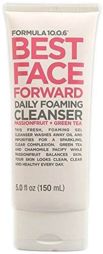 Formula Ten-O-Six - Formula Ten O Six Best Face Forward Facial Wash, 5 Fluid Ounce