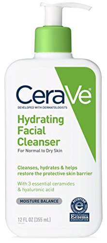 Cerave - Hydrating Face Wash