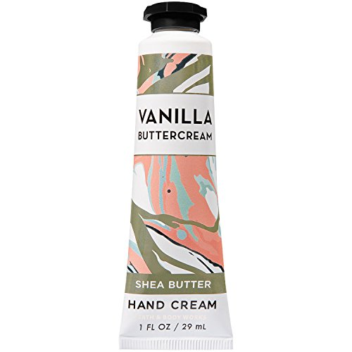 Bath & Body Works - Bath & Body Works Shea Butter Hand Cream Vanilla Buttercream 2018