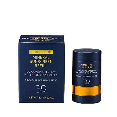 Brush on Block - Mineral Face Sunscreen Powder Refill, SPF 30