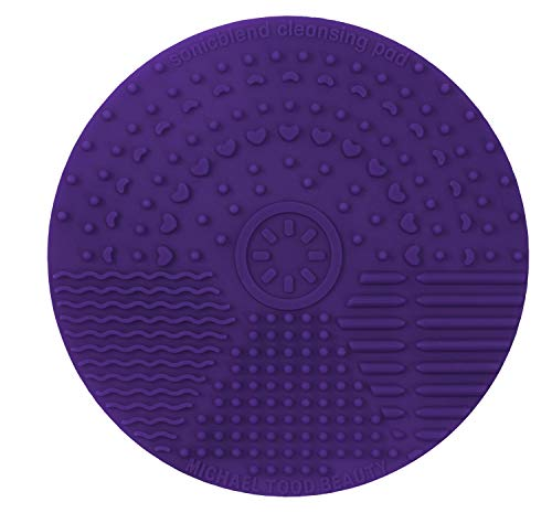 Michael Todd - Michael Todd Sonicblend Sonic Makeup Brush Textured Cleaning Mat