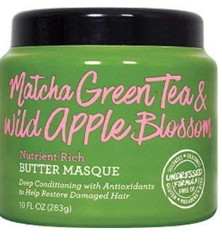 Not Your Mother's - Not Your Mother's Matcha Green Tea & Wild Apple Blossom Nutrient Rich Butter Masque 10oz, pack of 1