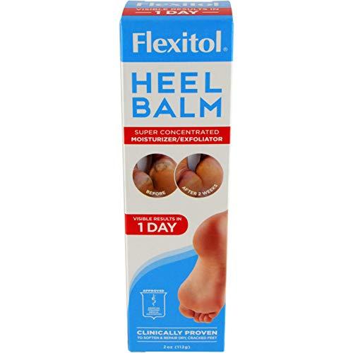 Flexitol - Flexitol Flexitol Heel Balm For Rough Dry Feet, 2 oz (Pack of 3)