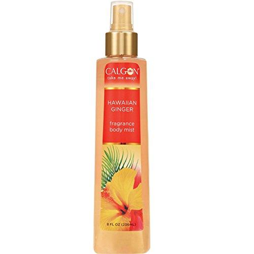 Calgon - Hawaiian Ginger Fragrance Body Mist