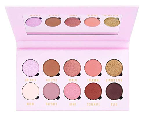 Makeup Obsession - Makeup Obsession Be In Love With Eyeshadow Palette