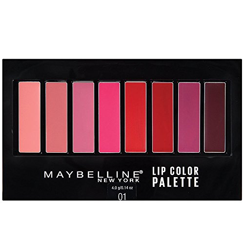 Maybelline - Maybelline New York Lip Studio Color Contour Lip Palette, Blushed Bombshell, 0.17 Ounce