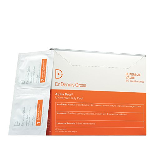 Dr. Dennis Gross Skincare - Dr. Dennis Gross Skincare Alpha Beta Universal Daily Peel | 60 Count