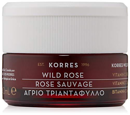 Korres - Wild Rose Vitamin C 24-Hour Moisturiser