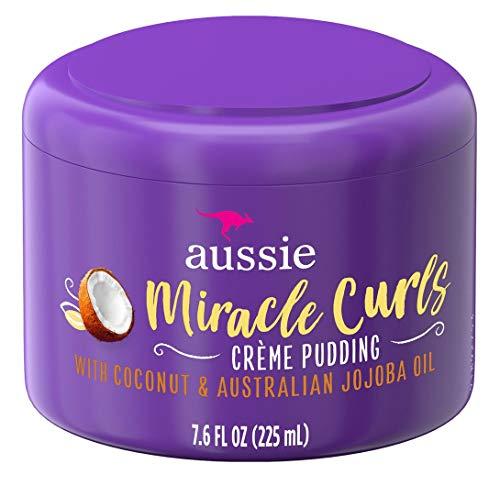 P&g-Aussie - Aussie Miracle Curls Creme Pudding 7.6 Ounce Jar (225ml) (2 Pack)