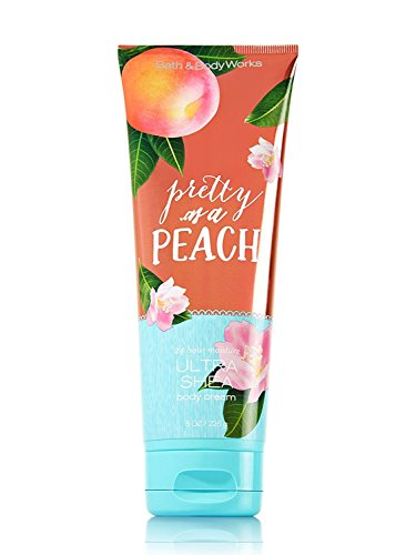 Bath & Body Works - Bath and Body Works Ultra Shea Cream Pretty As A Peach 8 Ounce