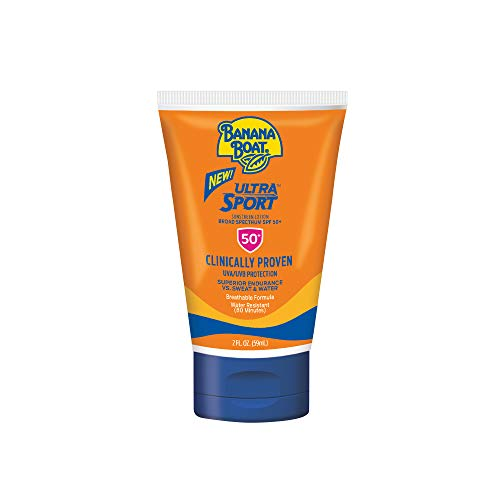 Banana Boat - Banana Boat Sport Performance Lotion Travel Size, SPF 50, 2 Ounce (Pack of 3)