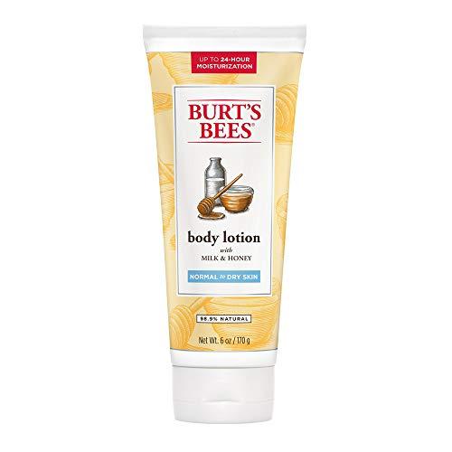 Burt'S Bees Baby - Burt's Bees Milk and Honey Body Lotion, 6 Ounces (Pack of 3)