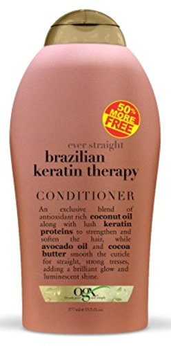 Ogx - Ogx Conditioner Brazilian Keratin Therapy 19.5 Ounce (576ml) (6 Pack)