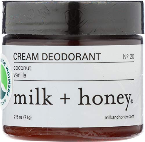 milk and honey - Cream Deodorant (Coconut & Vanilla)