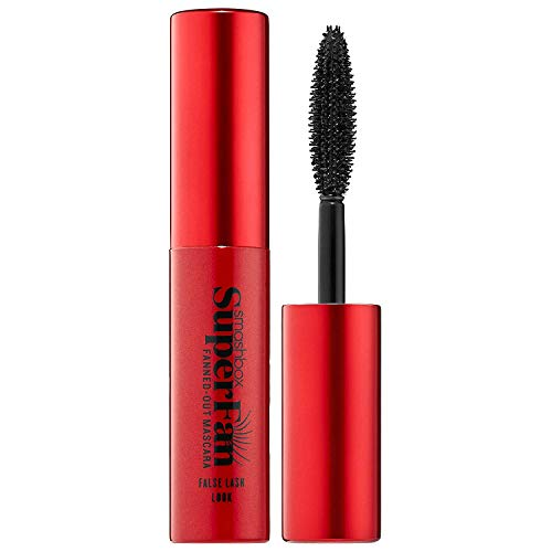 Smashbox - Smashbox - Super Fan Mascara - Black
