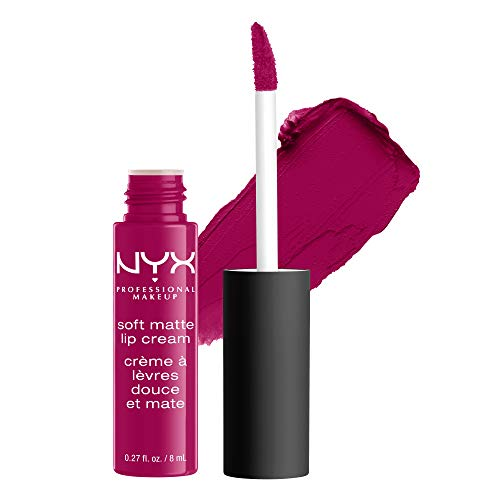 NYX - NYX Soft Matte Lip Cream, Amsterdam