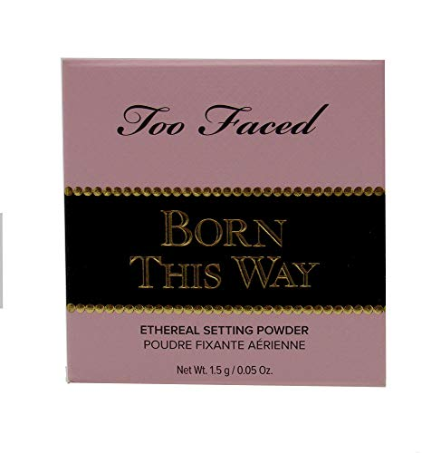 Toofaced - Too Faced Born This Way Ethereal Setting Powder 0.05 oz (Travel Size)