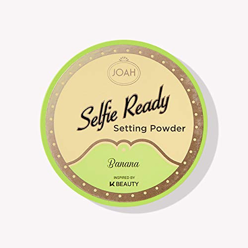 Joah - Selfie Ready Setting Powder, Banana