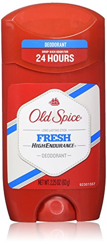 Old Spice - Old Spice High Endurance Fresh Scent Men's Deodorant 2.25 OZ (Pack of 6)