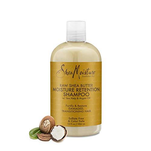 Sheamoisture - Shea Moisture Raw Shea Shampoo 13 Ounce (384ml) (6 Pack)