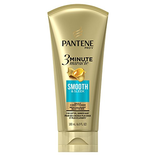 Pantene - Conditioner Smooth & Sleek 3 Minute Miracle