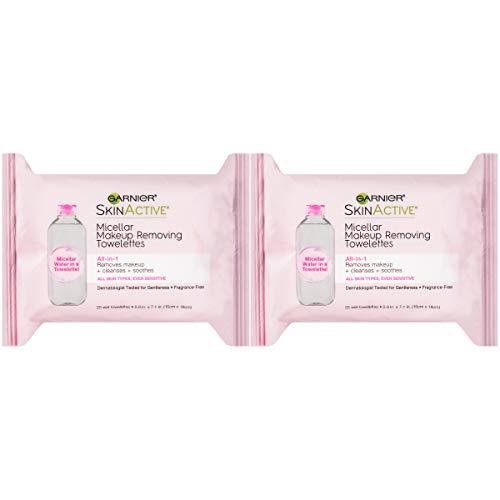 Garnier SkinActive - Micellar Makeup Remover Wipes