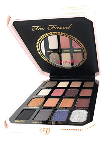 Toofaced - Pretty Rich Diamond Light Eye Shadow Palette