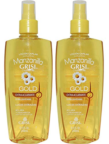 Grisi - Grisi Chamomile Hair Lotion Manzanilla Lightens & Detangles 8.4 oz.. (2 Pack).. HPVagr