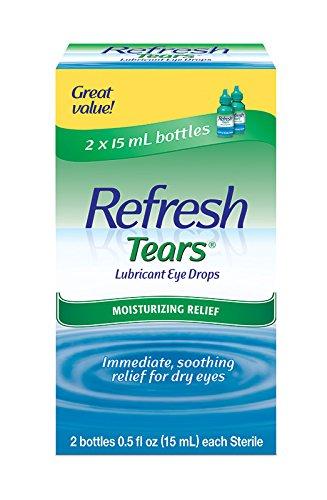 Refresh Tears - Lubricant Eye Drops